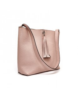 Jaella Genuine Leather Shoulder Bag