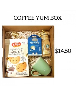 Coffee Yum Box