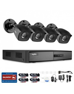 Kit CCTV 4 cámaras Full HD 1080P 4CH EXIR