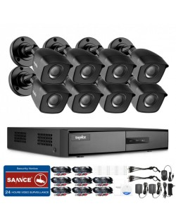 Kit CCTV 8 cámaras Full HD 1080P 8CH