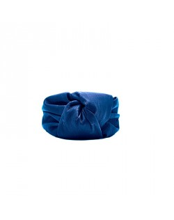 Leather Turban Headband for Women