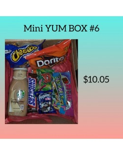 Mini Yum Box #6