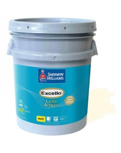 PINTURA EXCELLO LATEX MATE SHERWIN WILLIAMS