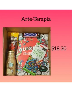 Yum Box Arte Terapia