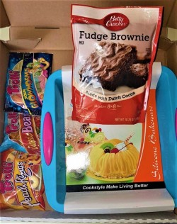 Yum Boxes Brownie Kit